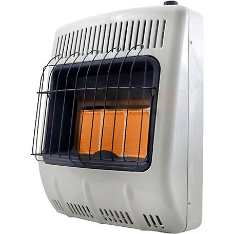 Mr. Heater 18,000 BTU Vent-Free Radiant Propane Heater