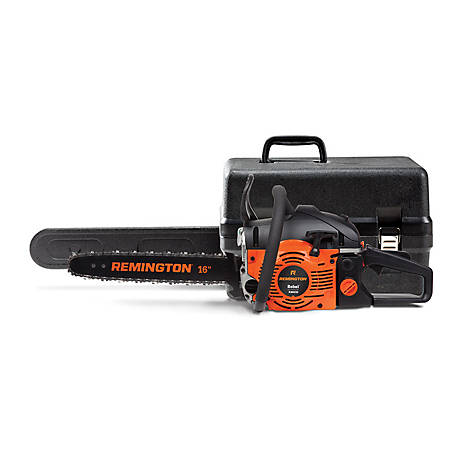 Remington RM4216 Rebel 16-inch Gas Chainsaw, 41AY427S983