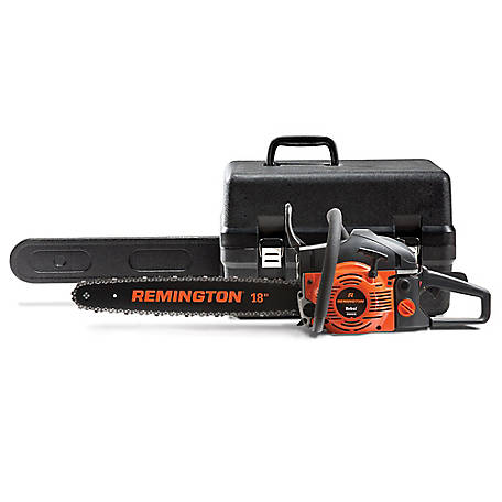 Remington RM4218 Rebel 18 in. Gas Chainsaw, 41CY429S983