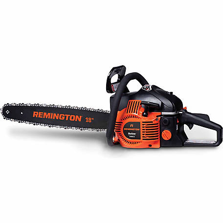 Remington RM4618 Outlaw Gas Powered Chainsaw, 41AY469S983