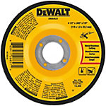 DeWALT 4-1/2 in. x .045 in. x 7/8 in. Type 27 Metal & Stainless Steel Fast Cutting Blade