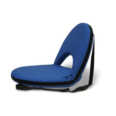 Stansport ''Go Anywhere'' Multi-Fold Padded Seat; Blue