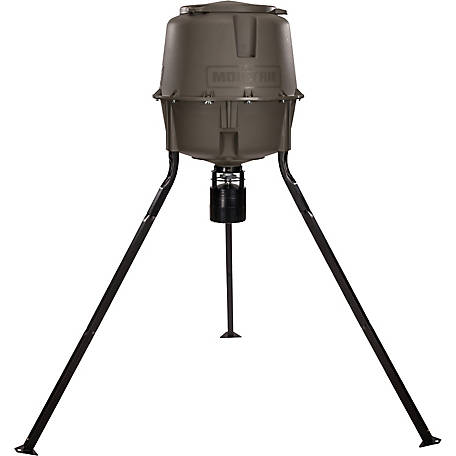 Moultrie Deer Feeder Elite Tripod, MFG-13062