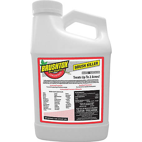 Brushtox Brush Killer with Triclopyr, Concentrate, 64 oz., 75261