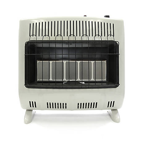 Propane Radiant Heater >> Mr Heater 30 000 Btu Vent Free Radiant Propane Heater At Tractor