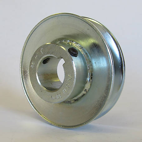 Phoenix Steel Drive Pulley, 1 in. Bore, 3-1/2 in. OD