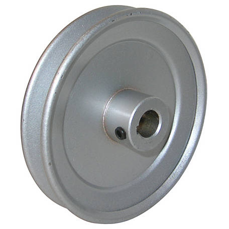 Phoenix Standard A/B Type 5/8 Steel Drive Pulley, 5 in. OD