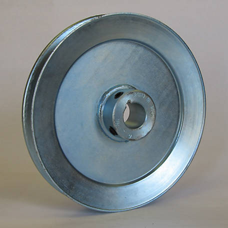Phoenix Steel Drive Pulley, 3/4 in. Bore, 6 in. OD