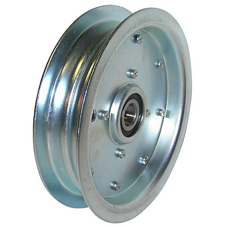 Phoenix 5/8 in. V Type Idler Pulley, 3-12 in. OD