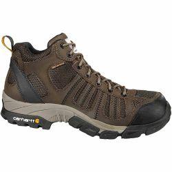Shop Carhartt Men's Lightweight Brown Waterproof Composite Toe Hiker at Tractor Supply Co.