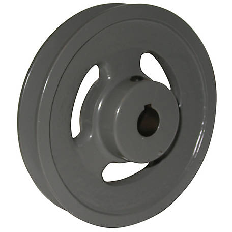 Phoenix 1-1/8 in. Cast Iron Pulley A/B Type, 3-1/2 in. OD