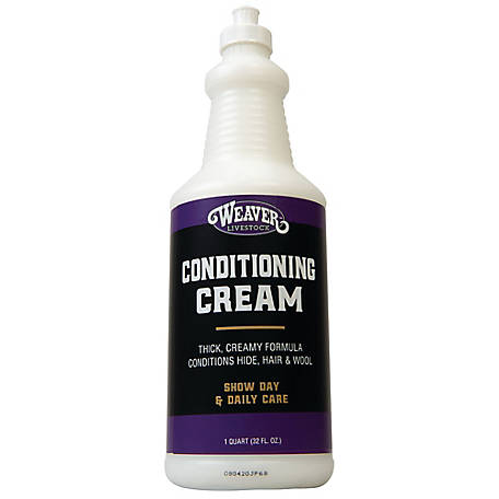 Weaver Leather Conditioning Cream, 1 qt.