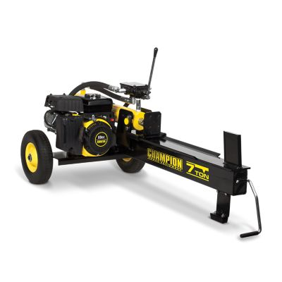 Champion Power Equipment 7-Ton Compact Horizontal Gas Log Splitter with Auto Return | Tuggl