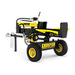 Champion Power Equipment 25-Ton Horizontal/Vertical Full Beam Gas Log Splitter with Auto Return