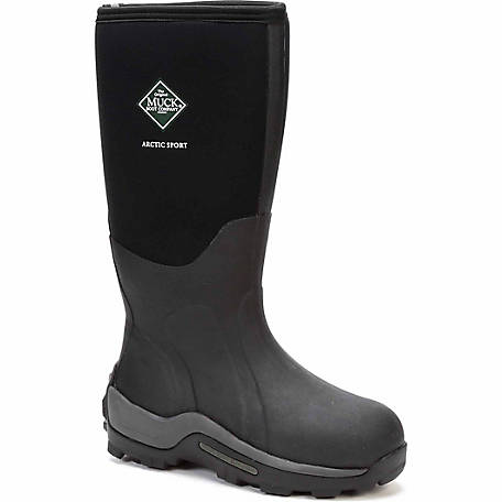 Muck Boot Company Men's Arctic Sport Tall Steel Toe Boot