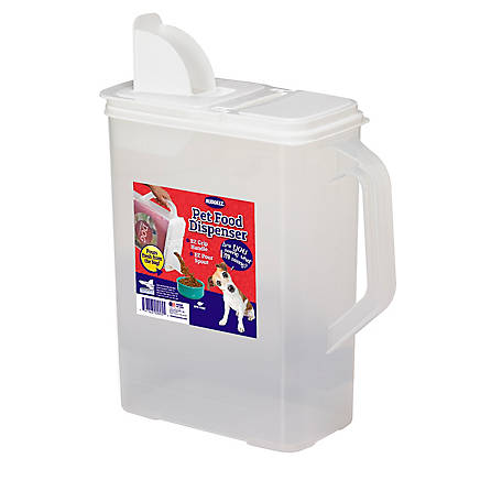 Buddeez 2-Gallon Bag-In Pet Food Dispenser