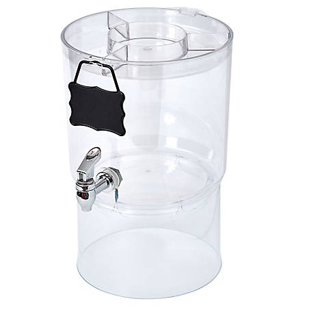 Buddeez 1.75 Gallon Party Top Drink Dispenser