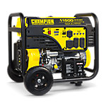 Champion Power Equipment 9,200-Watt Portable Generator with Electric Start