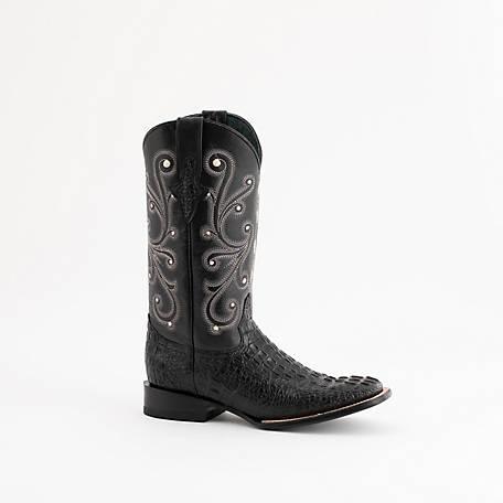 ff315ea0fd5 Ferrini Men's Caiman Crocodile Print Cowboy Boots at Tractor Supply Co.