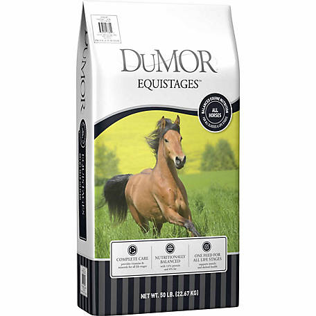 DuMOR Equistages Equine Feed