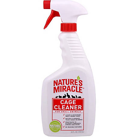 Nature's Miracle Cage Cleaner, 24 oz.