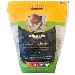 Shop 4 lb. Sunseed Vita Prima Guinea Pig & Rabbit Formula at Tractor Supply Co.
