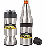 ORCA Rocket 12 oz. Two-In-One Bottle/Can Koozie