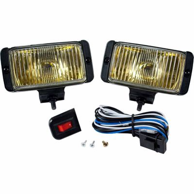 Buy Blazer DF1077KB All Weather Fog Light Kit; Amber; Pack of 2 Lights Online