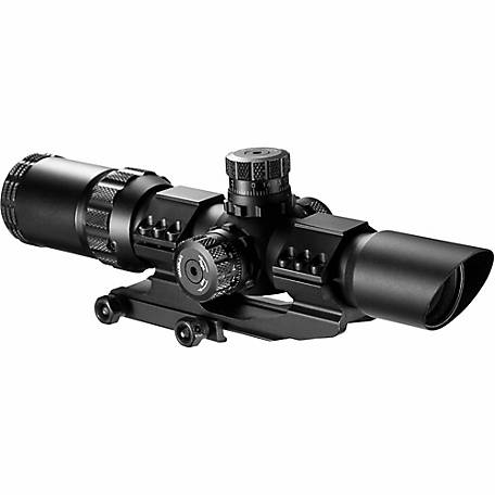 Barska AC11872 1-4x28 SWAT-AR Rifle Scope