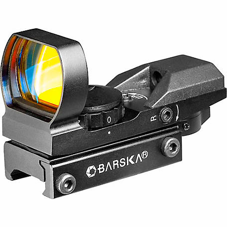 Barska AC10632 Multi-Reticle Electro Sight