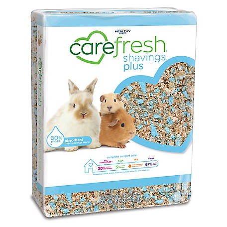 carefresh Shavings Plus Small Pet Bedding, 69.4L