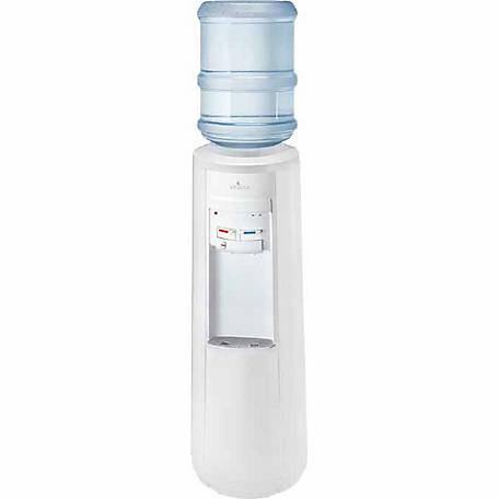 Vitapur VWD5446W Top Load Floor Standing Water Dispenser (Hot/Room/Cold), On-Demand Kettle Feature Heating System