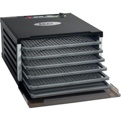 LEM 5-Tray Single Door Countertop Dehydrator