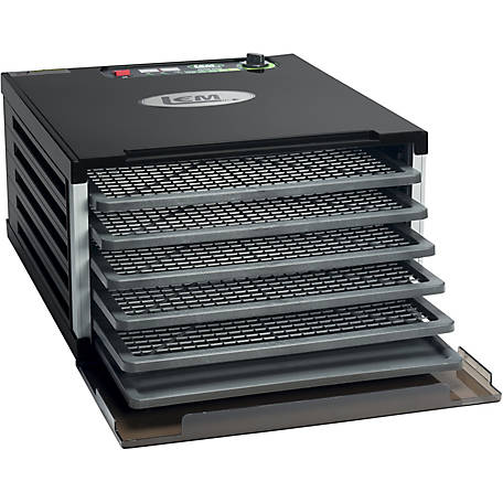 LEM Might Bite 5-Tray Countertop Dehydrator