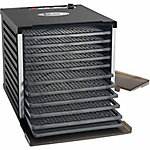 LEM 10-Tray Double Door Countertop Dehydrator