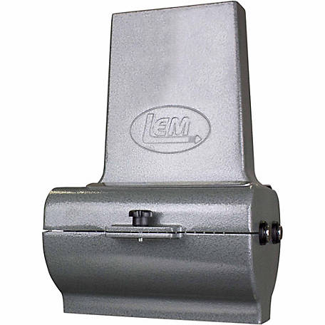 LEM 2-in-1 Jerky Slicer/Tenderizer Attachement for Grinder