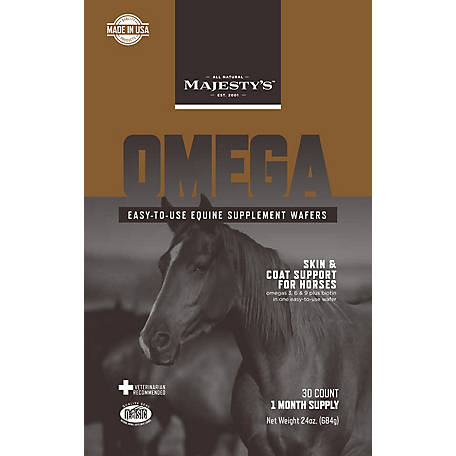 Majesty's Omega Wafers, MOW30