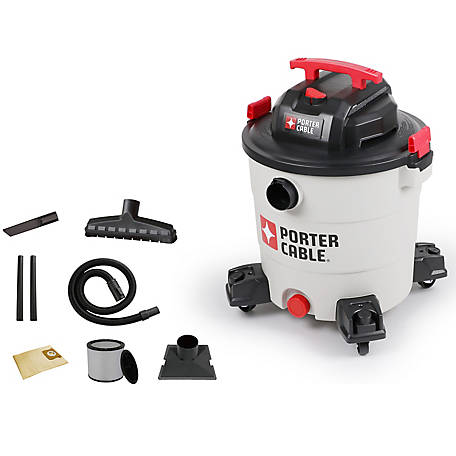 Porter Cable 12-Gallon Wet/Dry Vacuum