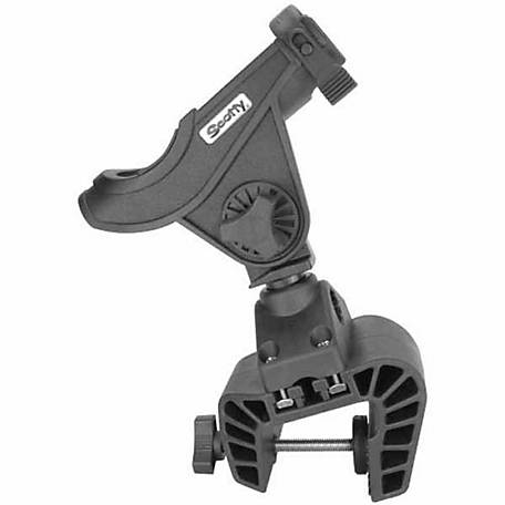 Scotty Baitcaster Rod Holder-Clamp Mount