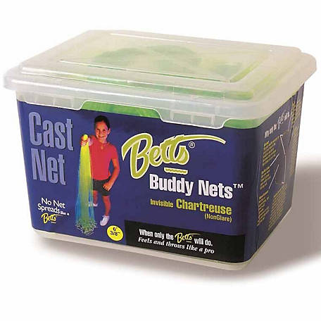 Betts Buddy Cast Net