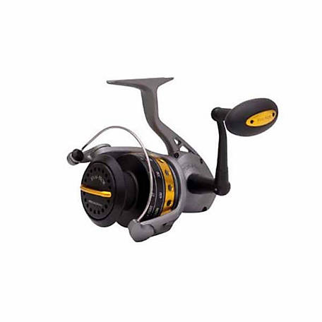 Fin-Nor Lethal Spin Salt Water Reel, LT80