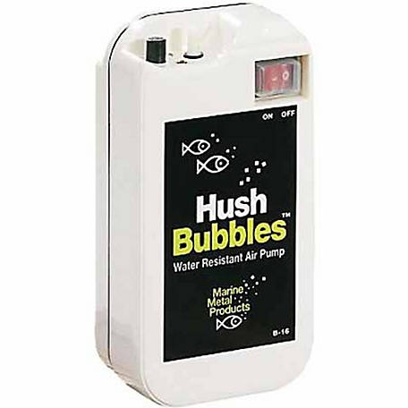 Marine Metal Hush Bubble Quiet