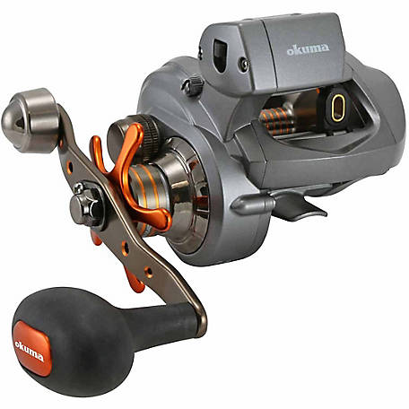 Okuma Coldwater 350 Low Profile Reel, RH