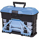 Flambeau OutdoorsT3 Front Loader Tackle Box, Blue