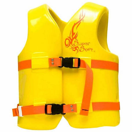 Texas Recreation Child's Yellow Vest