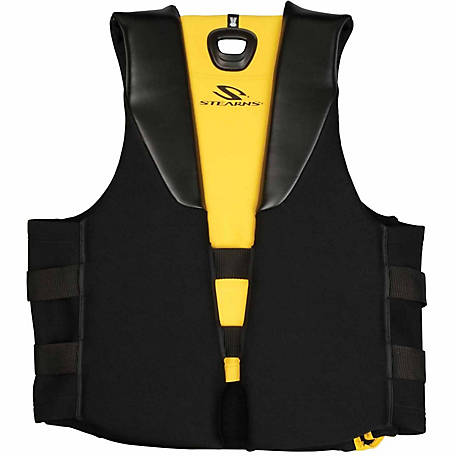 Stearns Men's V2 Gold Rush Neoprene Vest