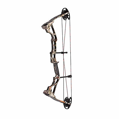 Darton Recruit Youth Compound Bow, 35-50 lb., Left-Hand, 1005165