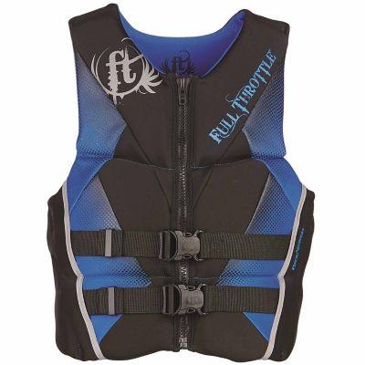 Buy Full Throttle Men's Hinged Rapid-Dry Flex-Back Life Jacket Online