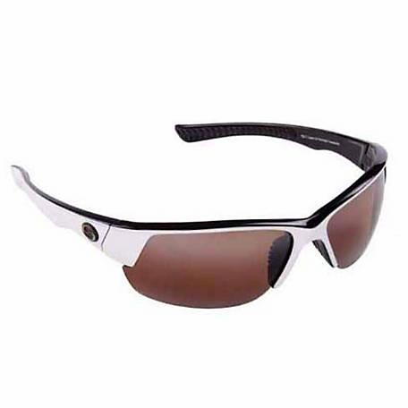 d7475f23e9 Strike King Polarized White Black Sunglasses at Tractor Supply Co.