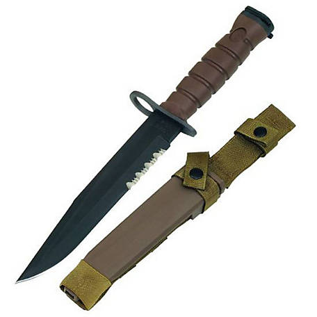Ontario Knife Co. M7-B Bayonet and Scabbard